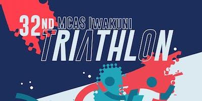 The 32 Annual MCAS Iwakuni Triathlon