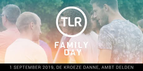 TLR Family Day tickets