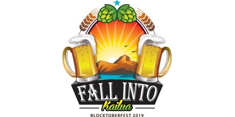 Fall Into Kailua - Blocktoberfest 2019! FREE! tickets
