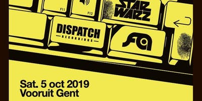 Star Warz presents Dispatch Recordings x Flexout Audio