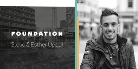 Foundation Leaders' Day with Steve and Esther Uppal tickets