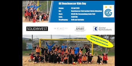 GC Beach Soccer Kids Day tickets