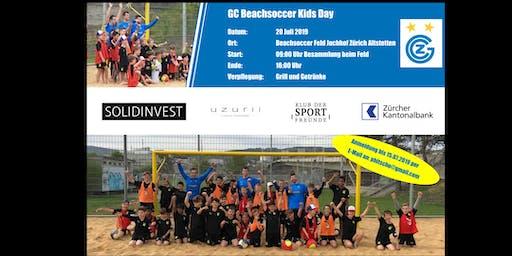 GC Beach Soccer Kids Day