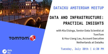 Data and Infrastructure: Practical Insights tickets