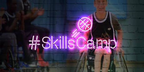 West Midlands Wheelchair Basketball Skills Camp tickets