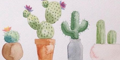 Watercolour for beginners - no experience required tickets