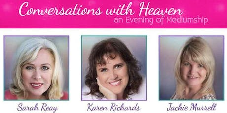 Conversations With Heaven tickets
