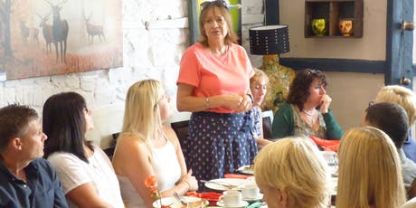 Chudleigh G12 Business Networking October tickets