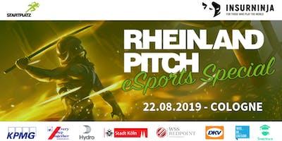 Rheinland-Pitch eSports Special Cologne