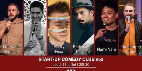 Start-up Comedy Club #52 (Spécial Sébastopol 5) billets