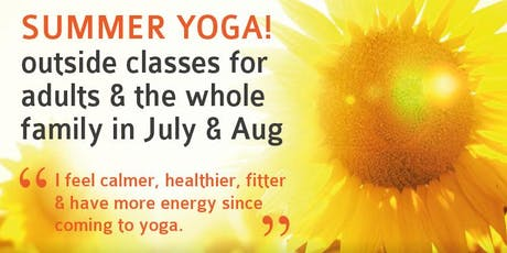 Family Yoga, Houghton on the Hill, Leicester tickets