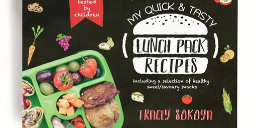 Pen to Print: Lunch Pack Recipes Workshop with Tracey Sokoya
