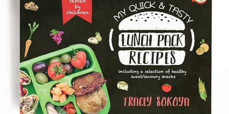 Pen to Print: Lunch Pack Recipes Workshop with Tracey Sokoya tickets
