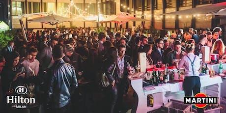 CFM / Terrazza Hotel Hilton Milan By Martini | Rooftop Cocktail Party biglietti