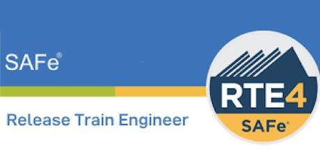 SAFe Release Train Engineer 3 Days Training in San Antonio, TX tickets