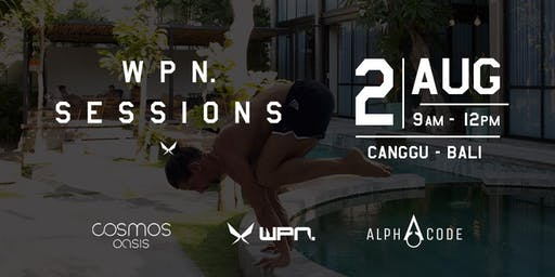 WPN. Session Bali - Men's Health & Wellbeing