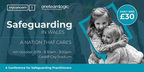 Safeguarding In Wales - A Nation That Cares tickets