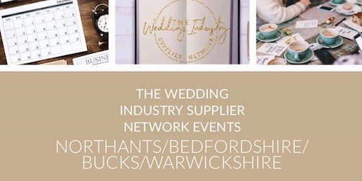 The Wedding Industry Supplier Networking Events NORTHAMPTON