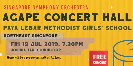 SSO In Your Community - Northeast Singapore tickets