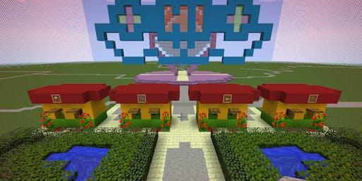 Workshop: Abenteuer in Minecraft – Freizeitpark