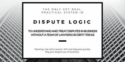 Dispute Logic for Business: Canberra (14-15 October 2019)