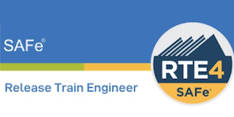 SAFe Release Train Engineer 3 Days Training in Washington, DC tickets