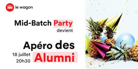 Apéro Alumni : à la rencontre du Batch #277 billets