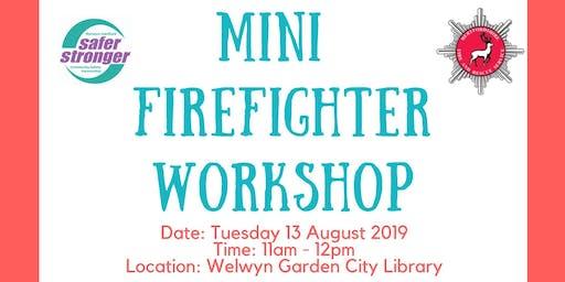 Mini Fighter Workshop WGC