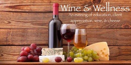 Wine & Wellness at Atlantic Chiropractic tickets