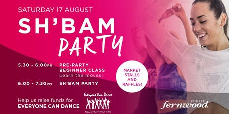 SH'BAM Dance Party for Everyone Can Dance tickets