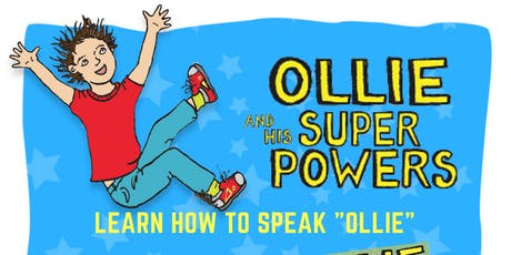 Intro to Ollie and his Super Powers with Ali Knowles, tickets