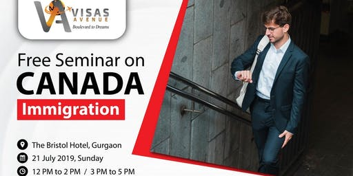 Free Canada Immigration Seminar At Gurgaon On 21st July 2019