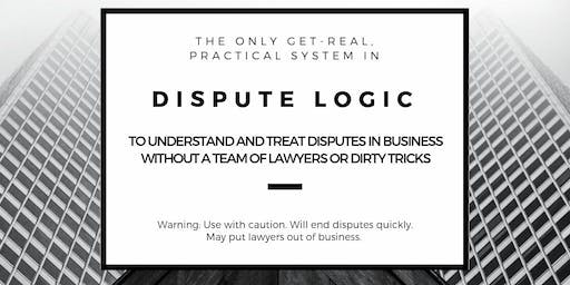 Dispute Logic for Business: Shanghai (7-8 November 2019)