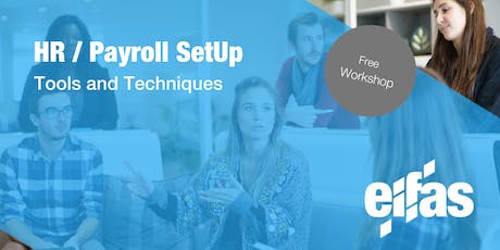 Employers Basics - HR / Payroll Set Up Tickets