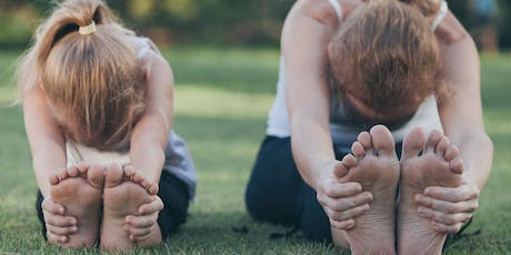 Family yoga workshop - time out at The Orangery tickets