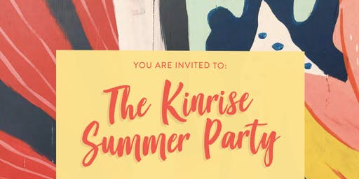 The Kinrise Summer Party