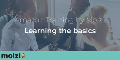 Amazon Training by Molzi: Learning the basics tickets
