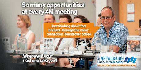 Braintree Breakfast - Business Networking tickets