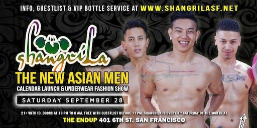 ShangriLa - Asian Men Calendar Launch & Underwear Fashion Show