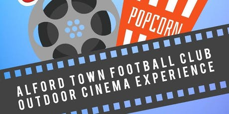 Alford Outdoor Cinema - 6.15pm Screening tickets