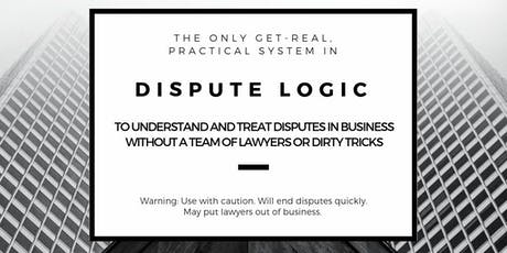 Dispute Logic for Business: Beirut (22-23 November 2019) tickets