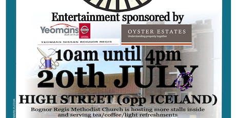 Bognor Old Town Artisan Summer Market tickets