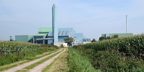 Bijeenkomst 17 september: Biowarmte Twence twee keer benutten tickets
