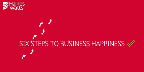 Six Steps to Business Happiness tickets