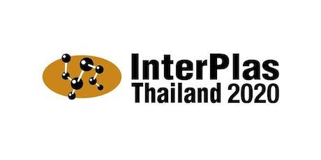InterPlas Thailand 2020 tickets