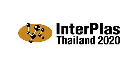 InterPlas Thailand 2020 billets