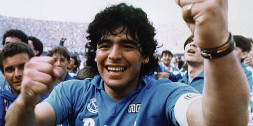 Movie Night - Diego Maradona - New Farm United