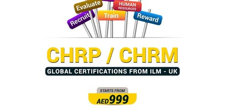 CHRP & CHRM  tickets