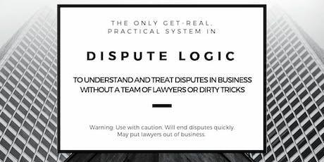 Dispute Logic for Business: Vienna (9-10 December 2019) tickets