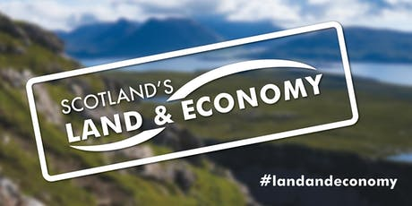 Scotland's Land & Economy tickets